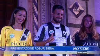 Presentazione Robur Siena 2017-2018