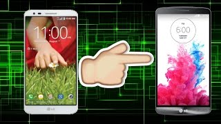 How To Get The LG G3 Theme On The LG G2!