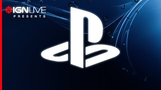 IGN Live Presents: Sony Asia Press Conference - TGS 2014