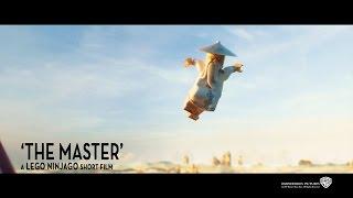 The Master - A LEGO NinjaGo Animated Short Film [HD]