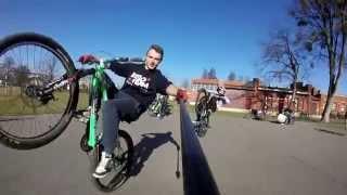 Stunt Meeting in Kluczbork - Short clip by Jachym