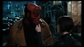 Hellboy Red & Liz