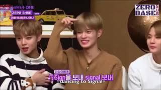 [ENGSUB] Cute Boy Dance to Twice