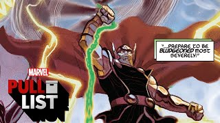 Thor's new hammer and more from the mailbag!   The Pull List