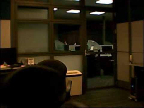Actividad Paranormal en el ICE EN SAN JOSE.