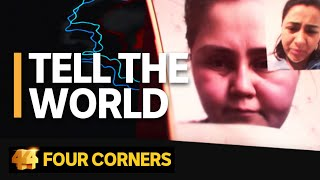 How China is creating the world's largest prison | Four Corners