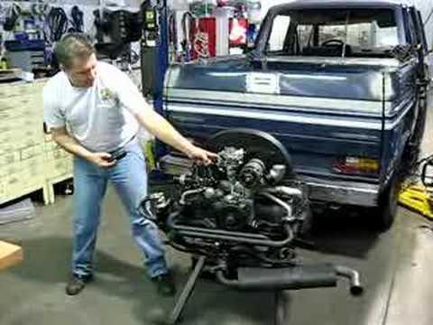 Mike's 57 vw motor