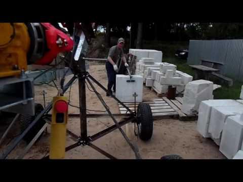 Подъемник своими руками для строительства дома 40