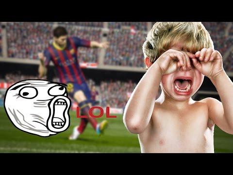 Fifa 15 Le Gamin le plus rageux de la planète 9 0