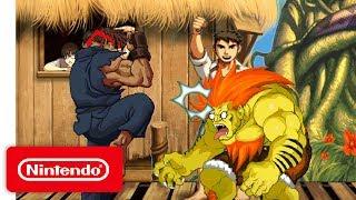 Ultra Street Fighter II - Battle Tactics – Nintendo Switch