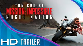 MISSION IMPOSSIBLE: ROGUE NATION - Nuevo Tráiler - Español Latino - HD