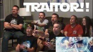 Last Jedi Reaction Video
