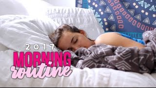 School Morning Routine 2017 | Reese Regan