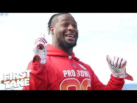 Xxx Mp4 Will Le'Veon Bell Regret Missing Entire Season With Steelers First Take 3gp Sex