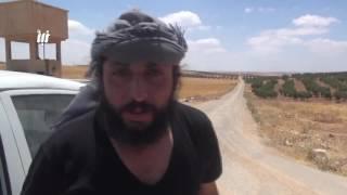 اللحظات الأولى لدخول مقاتلي البنيان المرصوص الى كتيبة الدفاع الجوي غرب درعا