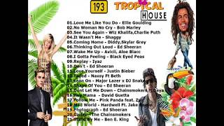 Club Members Only Dj Kush Mix Tape 193 (Tropical House)