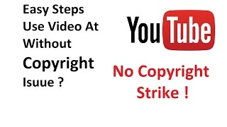 How To  Upload Videos and audio On Youtube Without Any Copyright Issues ( 100% working)