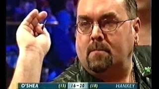 Darts World Championship 2003 Round 1 Hankey vs O'Shea