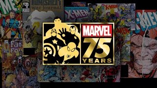 Marvel 's Main Event - The Marvel 75th Anniversary Hits the 80's & 90's