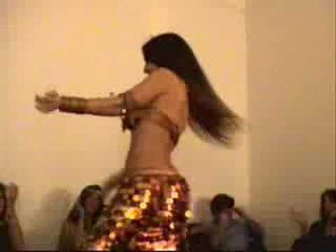 Anaisis Bellydance Lounge Drum Solo