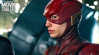 Justice League | Ezra Miller is Barry Allen aka The Flash