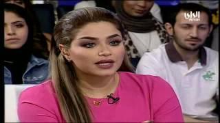 لقاء مع الفنان ولد الديرة في برنامج نهي لايف 2016