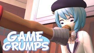 GameGrumps Animated Doki Doki Literature Club -