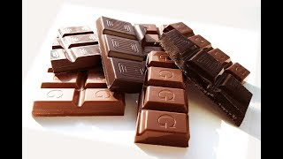 BEST WAY TO BREAK A CHOCOLATE BAR (BY CRAZY HACKER)