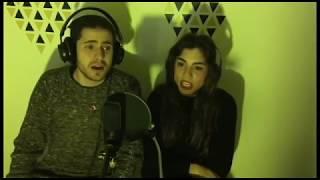 Adam Levine - Lost Stars Cover by Carmen Zabala & Panchodano