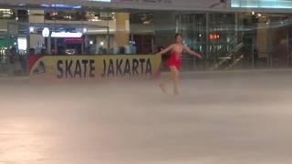 Raissa Sujana 12 13, FS5, ISI Skate Jakarta 2016