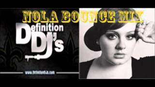 Adele - Rolling in the Deep (New Orleans Bounce Mix)
