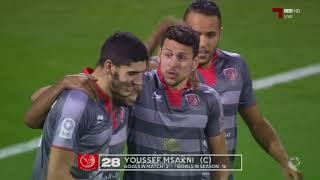 الأهداف   الغرافة 1 - 5 الدحيل   QNB 17/18