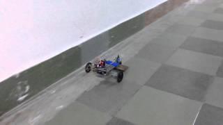 Wall Follower Robot by Metropolitan University, Sylhet