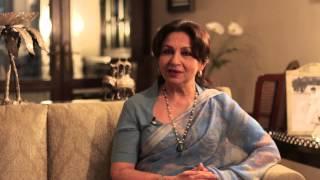 Sharmila Tagore talks about Asha Jaoar Majhe / Labour Of Love