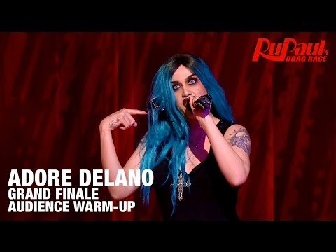 Xxx Mp4 Adore Audience Warmup Grand Finale 12 Days Of Crowning RuPaul S Drag Race Season 7 3gp Sex