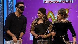 Onnum Onnum Moonu Season2 I Ep56 - With Sajansurya, Arunraghav & Aiswarya Mithun I Mazhavil Manorama