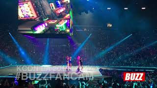 ITZY Brings the Sexy Dance Moves to Staples  KCON LA   2019 #BUZZFANCAM