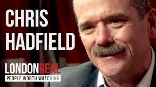 Chris Hadfield - Lessons From An Astronaut - PART 1/2 - | London Real