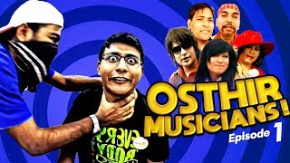 Osthir Musicians || Episode 1 | Shamim Hasan Sarkar | Mango Squad | Bangladesh | New Video | Full HD