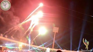 حفل افتتاح دورة الالعاب الرياضية الخليجية الثانية (إتحاد الكاراتيه)