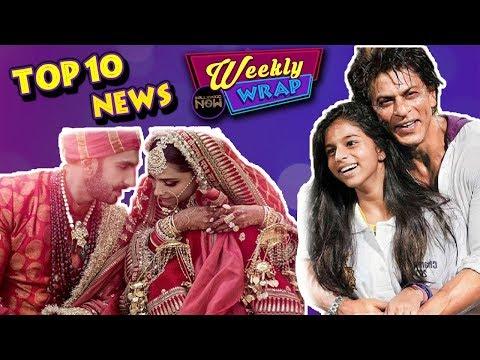 Xxx Mp4 DeepVeer Wedding SRK On Aamir39s Failure Varun Confirms Wedding Amp More Top 10 News 3gp Sex