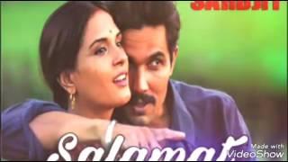 Salamat full HD video songs (sarbjit)