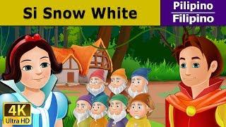 Si Snow White at ang Pitong Duwende - Kwentong Pambata - Pambatang Kwento - Filipino Fairy Tales