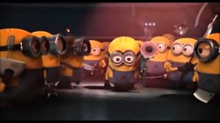 Uptown funk Minions Voice   YouTube