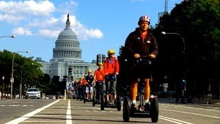 Next Stop: Washington DC - Segway Guided Tour