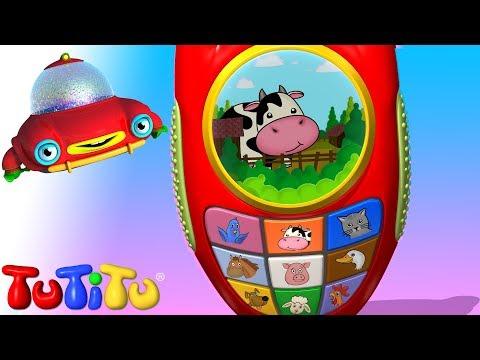 TuTiTu Toys Mobile Phone