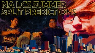 Blitz Tries a New Show: NA Summer Split Predictions ft. Crumbz, Scarra, & Sneaky's Face