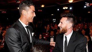 Cristiano Ronaldo & Lionel Messi ● Great Friends