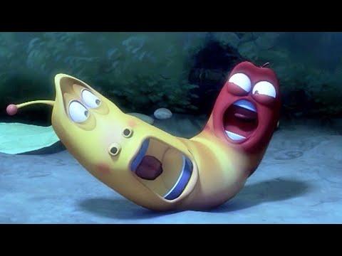 LARVA THE UFO Cartoons For Children LARVA Full Episodes