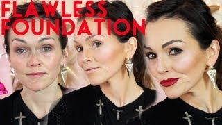 7 Steps to a Flawless Face (Foundation) | Kandee Johnson